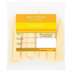 Waitrose Baby Corn
