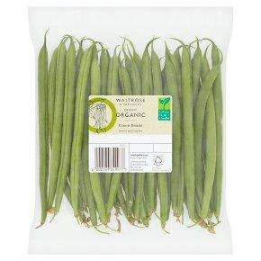 Duchy Organic Green Beans