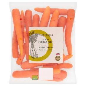 Duchy Carrots