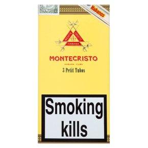 Montecristo Havana Petit Tubos