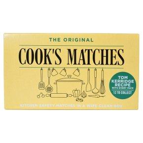 The Original Cook's Matches
