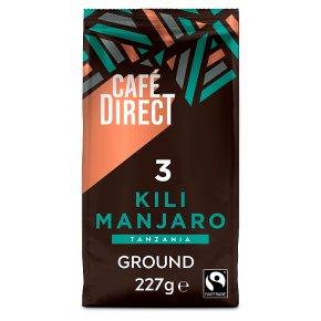 Cafédirect Fairtrade Kilimanjaro Ground Coffee