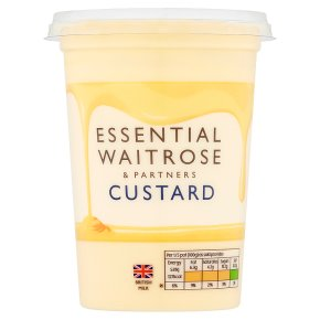 Essential Custard
