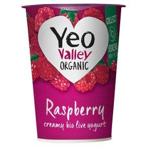 Yeo Valley Raspberry Yogurt