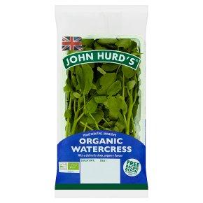 John Hurd's Watercress