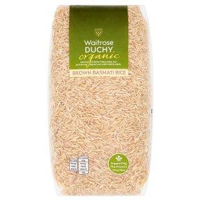 Duchy Organic Brown Basmati Rice