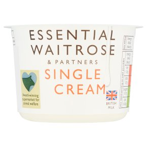 Essential Single Cream