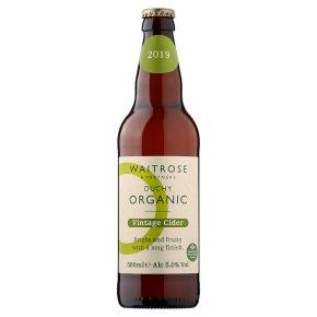 Waitrose Vintage Cider