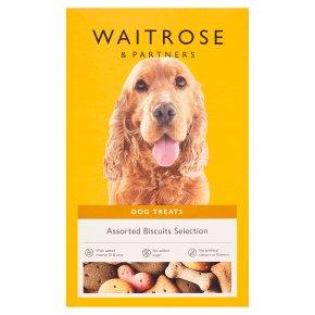 Waitrose Dog Biscuits