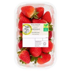 Duchy Organic British Strawberries