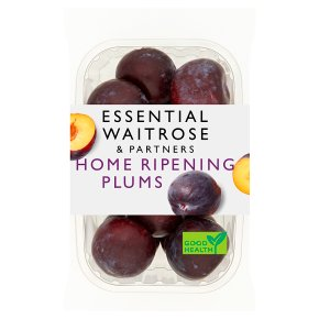 Essential Home Ripening Plums