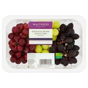 Waitrose Seedless Grape Selection