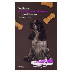 Waitrose Muesli Bones
