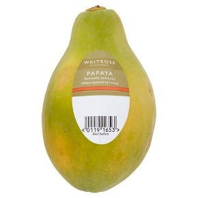 Waitrose Papaya
