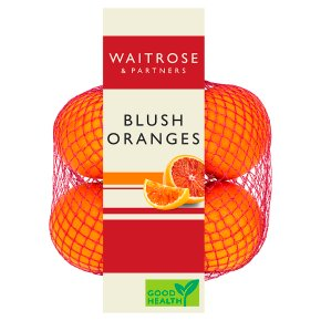 Waitrose Blush Oranges