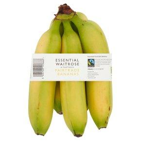 Essential Fairtrade Bananas