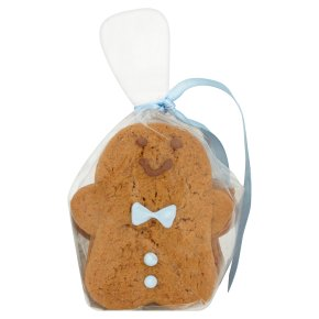 Image on Gingerbread Iced Gingerbread Mini Boys