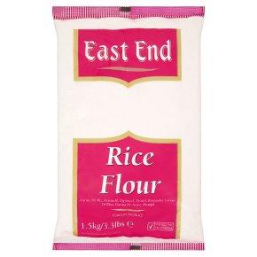 East End flour rice