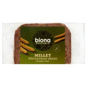 Biona millet bread
