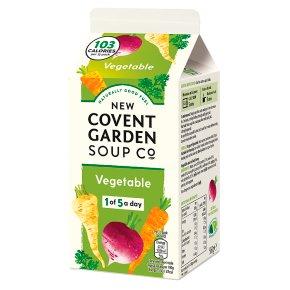 New Covent Garden Creamy Vegetable Soup