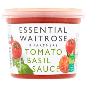 Essential Tomato & Basil Sauce