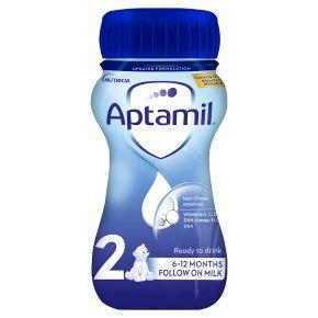 Aptamil 2 Follow On Milk