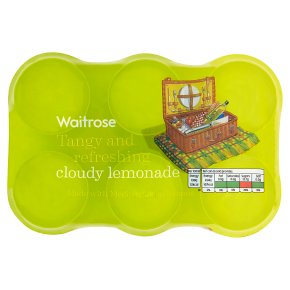Waitrose Cloudy Lemonade