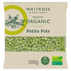 Duchy Organic Petits Pois