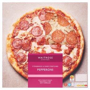 Waitrose Pepperoni Pizza