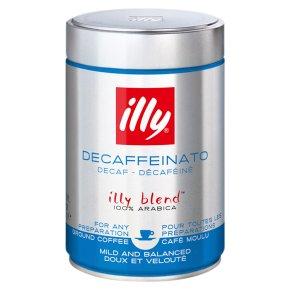 illy Decaffeinated Ground Coffee