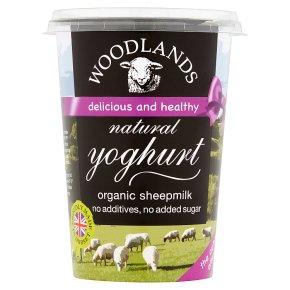 Woodlands Sheeps Milk Natural Yoghurt