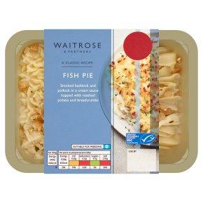 Waitrose Classic Fish Pie