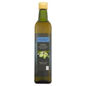 Waitrose 100% Greek olive oil