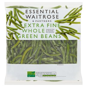 Essential Extra Fine Whole Green Beans