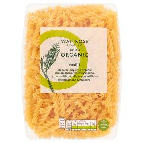 Waitrose Duchy Organic Fusilli