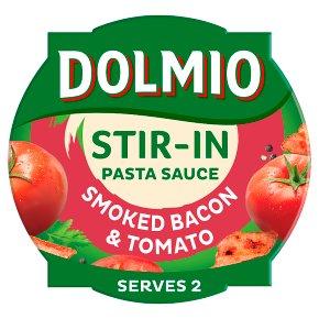 Dolmio Stir-In Smoked Bacon & Tomato