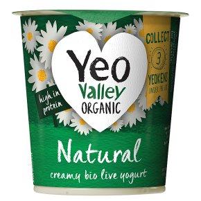 Yeo Valley Natural Bio Live Yogurt