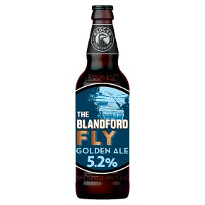 Badger Brewery Blandford Fly Ale