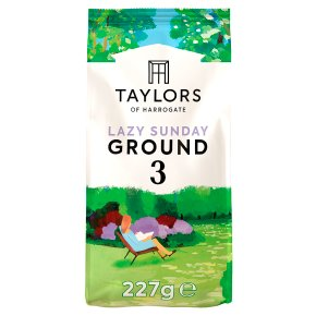 Taylors of Harrogate Lazy Sunday Ground Coffee