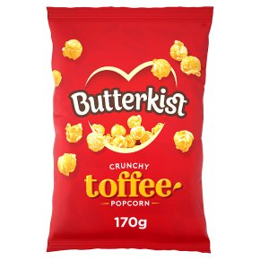 Butterkist Toffee Popcorn