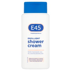 E45 Emollient Shower Cream