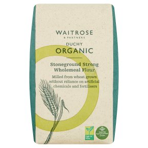 Duchy Organic Strong Wholemeal Bread Flour