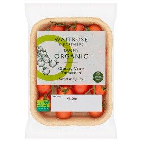 Duchy Organic Cherry Vine Tomatoes