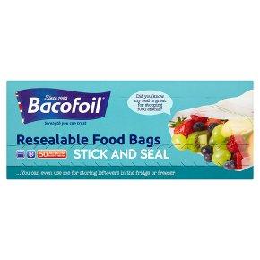 Baco sandwich bags press'n'seal