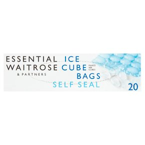 Essential Ice Cube Bags