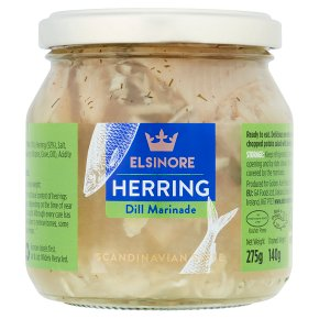 Elsinore Herring in Dill Marinade