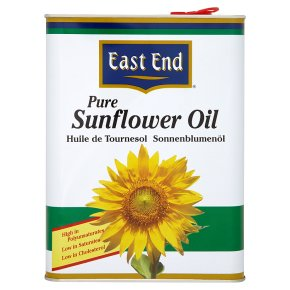East End Pure Sunflower Oil