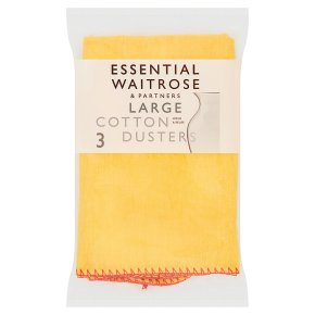 Essential Large Cotton Dusters