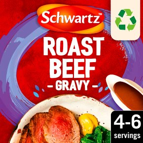 Schwartz roast beef gravy mix