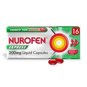 Nurofen Express Capsules